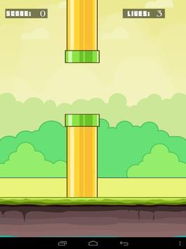Flappy Bunchie تصوير الشاشة 1