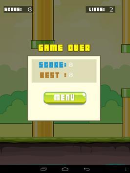 Flappy Bunchie تصوير الشاشة 2