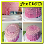 Cake Icing  Decor idea icon