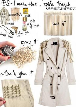DIY Clothing Ideas screenshot 3