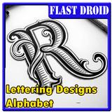 Lettering Designs Alphabet