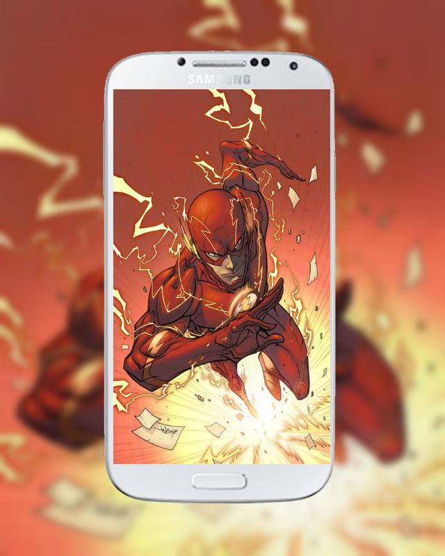 Flash Wallpapers Hd For Android Apk Download