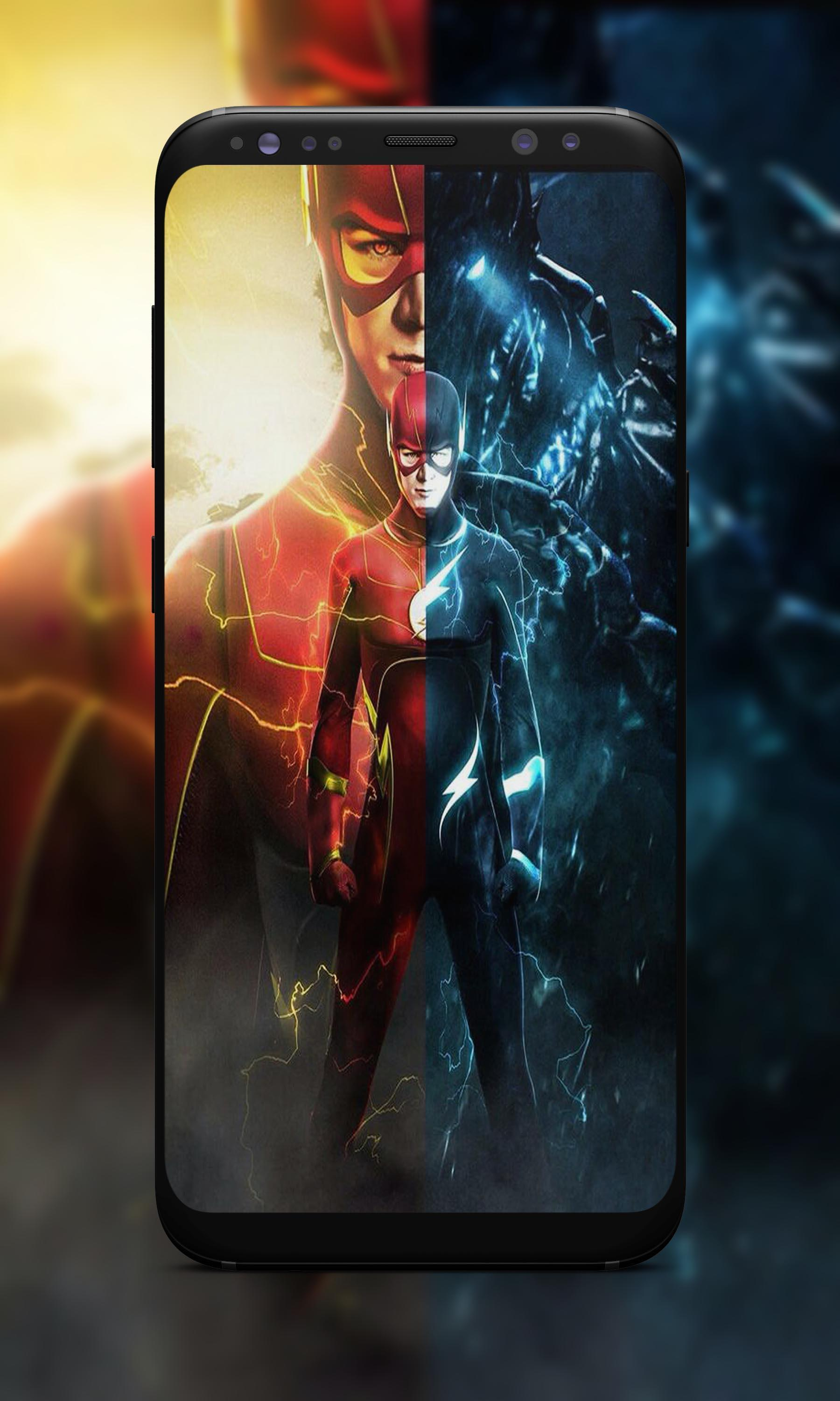 Flash Wallpaper Hd For Android Apk Download