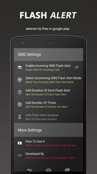 Flash notification 2016 PRO apk screenshot