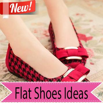 Flat Shoes Ideas poster