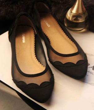 Flat Shoes Ideas apk screenshot