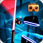 Beat Laser Saber Simulator VR icon