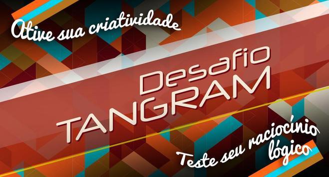 Desafio Tangram Lite poster