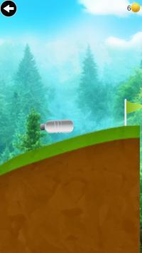 flip bottle climbing game screenshot 2