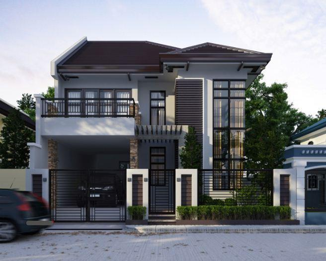 2 Floor Minimalist House Design For Android Apk Download