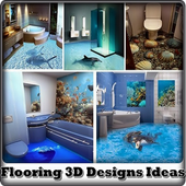 Flooring 3D Designs Ideas icon
