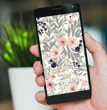 Floral Wallpapers poster