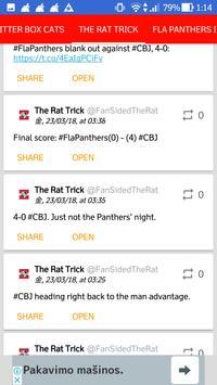 Florida Panthers All News screenshot 1