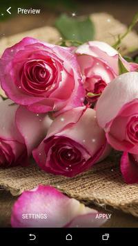 Flower Bouquets Live Wallpaper apk screenshot