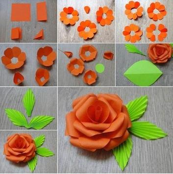 Flower Craft Tutorial screenshot 3