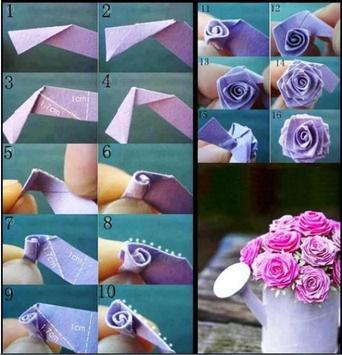 Flower Craft Tutorial screenshot 7