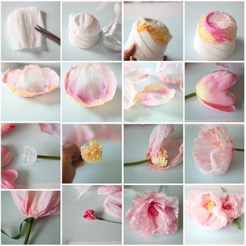 DIY Flower Craft Tutorials poster