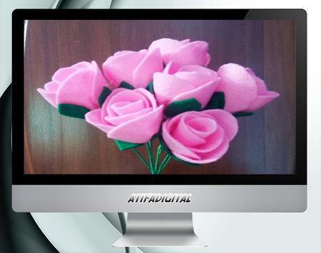 Flower Flannel Design screenshot 4