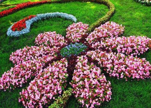Flower Garden Design Ideas screenshot 3