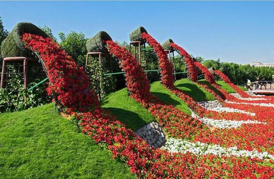 Flower Garden Design Ideas screenshot 2