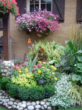 Flower Garden Design Ideas screenshot 4