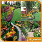 Flower Garden Planter Ideas icon