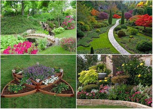 Flower Garden Planter Ideas apk screenshot