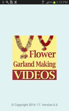 Flower Garland Making Videos poster