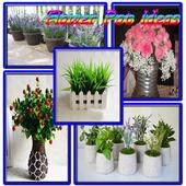 Flower Pot Idea icon