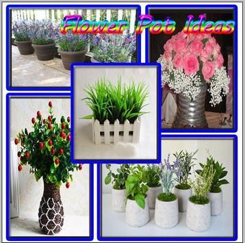 Flower Pot Idea poster