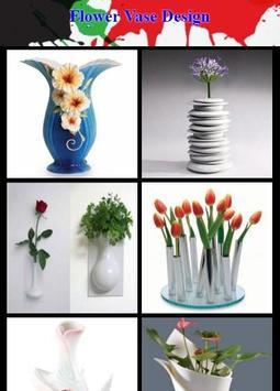 Flower Vase Design poster