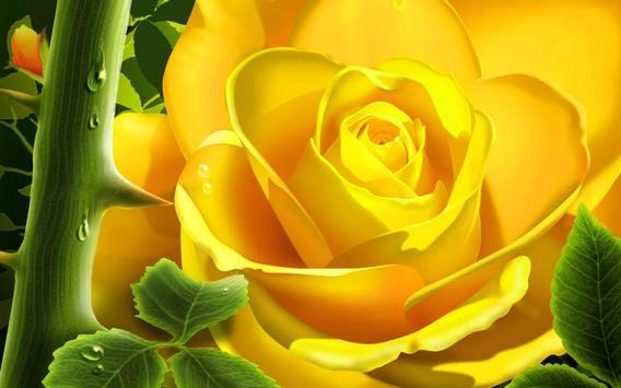 Flowers Wallpaper screenshot 2