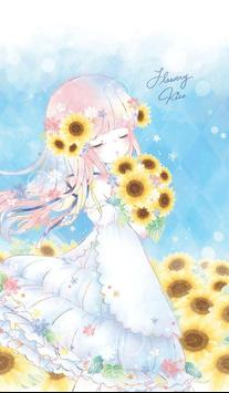 Flowery Kiss screenshot 3