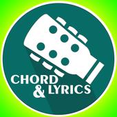 Guitar Chord Pink Floyd icon