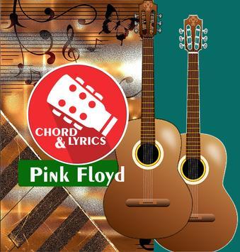 Guitar Chord Pink Floyd poster