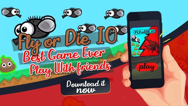 FlyorDie.IO (iO Game) poster