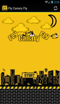 Fly Canary Fly poster
