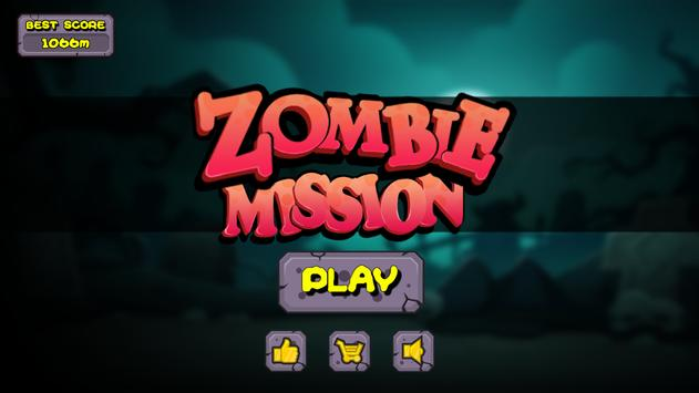 Zombie Mission poster