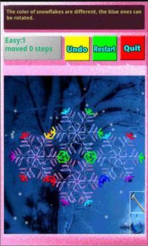 Snow Lock Puzzle apk screenshot