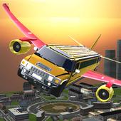 Flying Hummer Simulation icon
