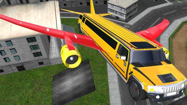 Flying Hummer Simulation screenshot 7