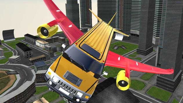 Flying Hummer Simulation screenshot 1