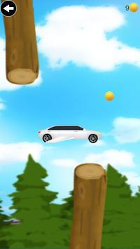 flying limo car game apk screenshot