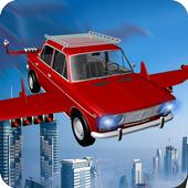 Flying Car Lada 2106 icon