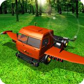 Flying Truck Kamaz icon