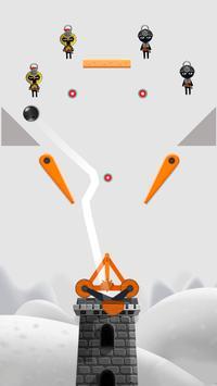 Stickman Destruction Catapult screenshot 11
