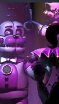 Tip FNAF Nights Freddys Sister poster