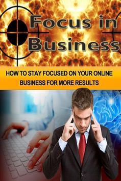 Focus In Business screenshot 2
