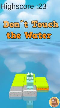 Don`t Touch The Water screenshot 1