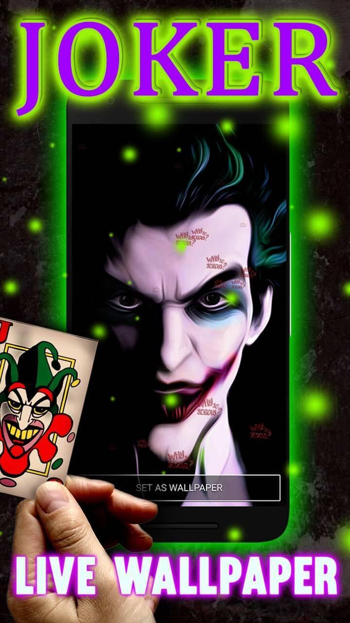 Joker Hd Wallpaper Bergerak For Android APK Download